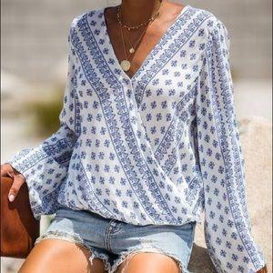 Vici Bohemian style shirt